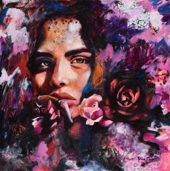 La beauté définie par l'artiste Dafni Milan
