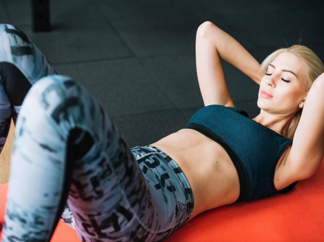 sport Travailler ses abdominaux en 8 minutes