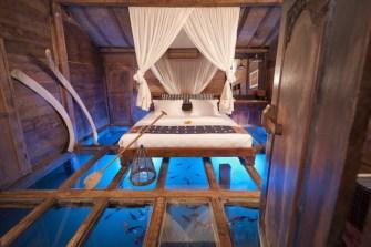 Bambu Indah, un hôtel de rêve à Bali