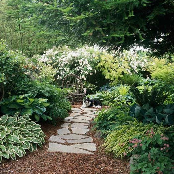 allee de jardin avec pierre comment choisir gravier all e avec pierres moving tahiti. Black Bedroom Furniture Sets. Home Design Ideas