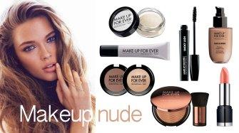 A vous le makeup nude !