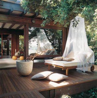 La moustiquaire, l'accessoire déco pratique et esthétique
