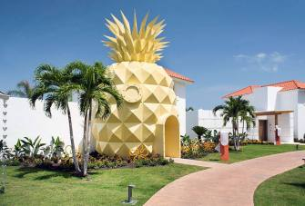 The Pineapple, la réplique de la maison de Bob l'éponge