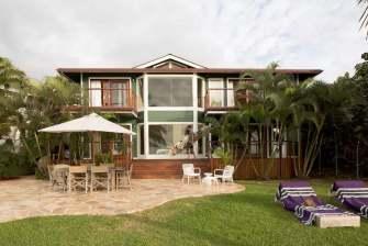 Waimea Bay Oasis : Une somptueuse maison située à Hawaii