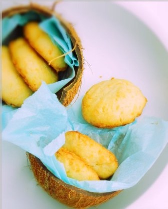 Les petits biscuits au coco