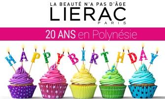 LIERAC fête ses 20 ans en Polynésie