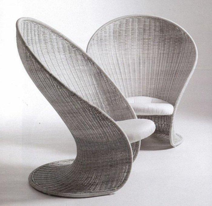 le fauteuil en rotin pour une d co coloniale exotique. Black Bedroom Furniture Sets. Home Design Ideas