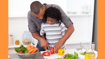 Cuisiner avec ses enfants, c'est bon !