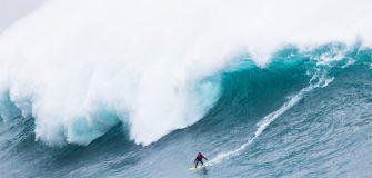 Belharra, la vague géante se réveille