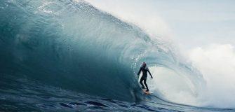 Russel Bierke, le tout jeune surdoué du surf