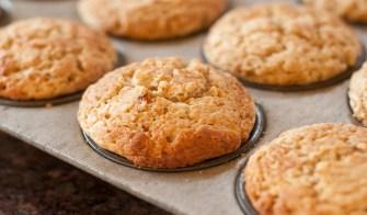 Les muffins à la papaye