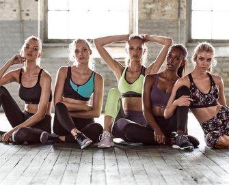 Les Anges de Victoria's Secret et leur routine fitness