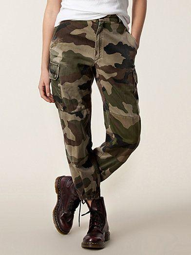 Le pantalon treillis (16)