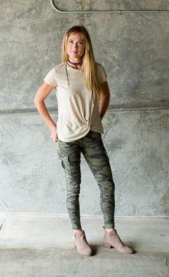 Le pantalon treillis (18)