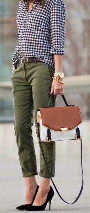 Le pantalon treillis (21)