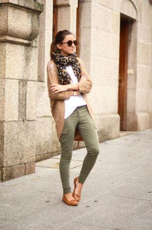 Le pantalon treillis (4)