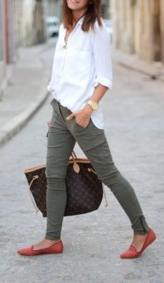Le pantalon treillis (6)