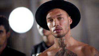 Jeremy Meeks, de prisonnier à mannequin à la Fashion Week de New York