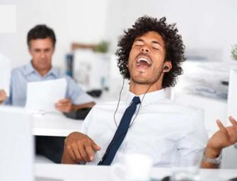 Travailler en musique pour être plus efficace