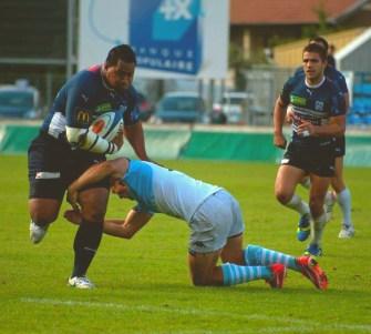Rencontre avec Martin TAEAE, passionné de rugby
