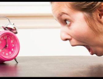 Pourquoi les gens qui sont en retard sont insupportables ?