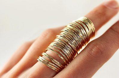 Tendance aux bijoux extras fins 11