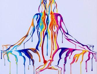 Shane Turner, des peintures délicieusement colorées et acidulées