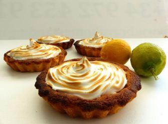 La tarte au citron meringuée
