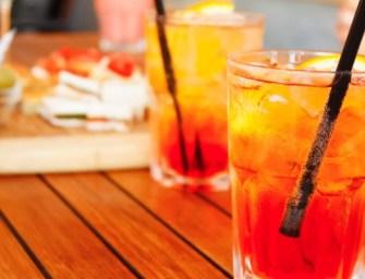 Le Spritz, un cocktail italien pétillant