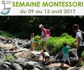 Une semaine avec l'association Montessori Polynésie