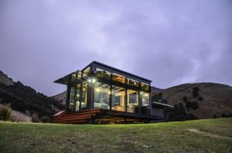 Pure Pods, des maisons durables pour des vacances en Nouvelle Zélande