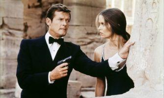 Décès de Roger Moore, l'inoubliable James Bond 007