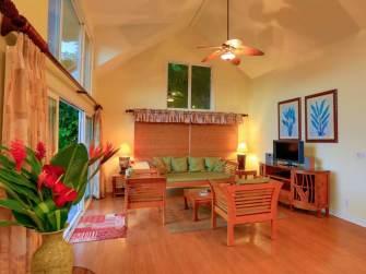 Une magnifique villa située en bord de mer, au North Shore à Hawaii