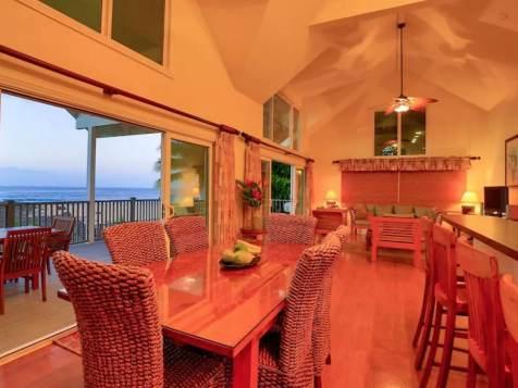 Une magnifique villa en bord de mer, située au North Shore à Hawaii 07