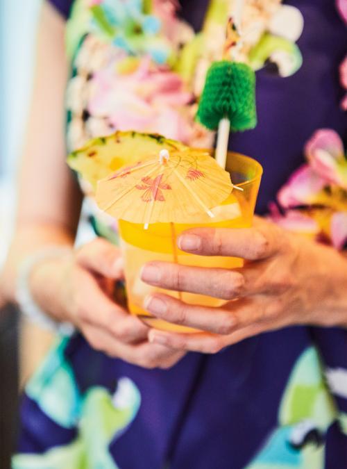 Mai Tai spécial à l'ananas