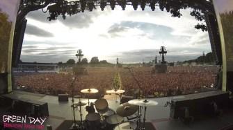 65 000 fans de Green Day reprennent «Bohemian Rhapsody» de Queen