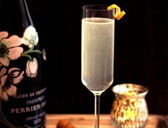French 75, un cocktail au champagne