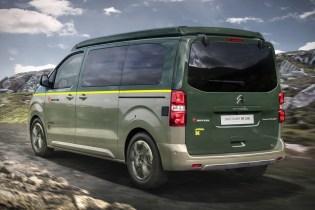 Citroën créé le SpaceTourer Rip Curl, un van dédié au road trip 02