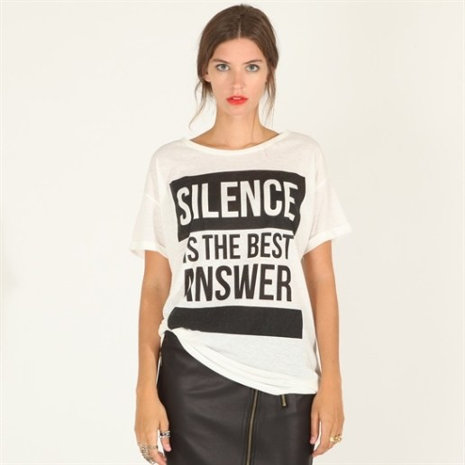 tendance-t-shirt-message-2013-2012-pimkie