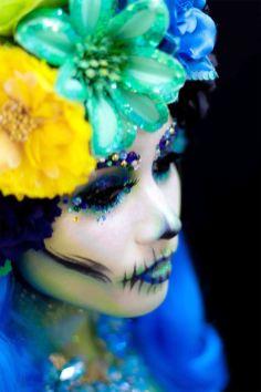 Affreusement belle pour Halloween by Audrey Bodilis 01