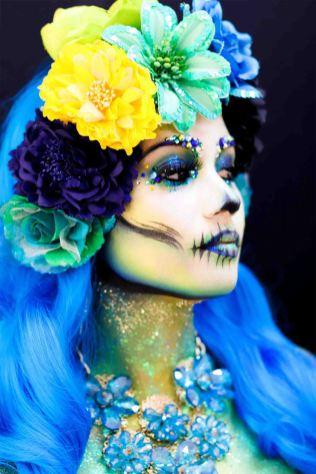 Affreusement belle pour Halloween by Audrey Bodilis 09