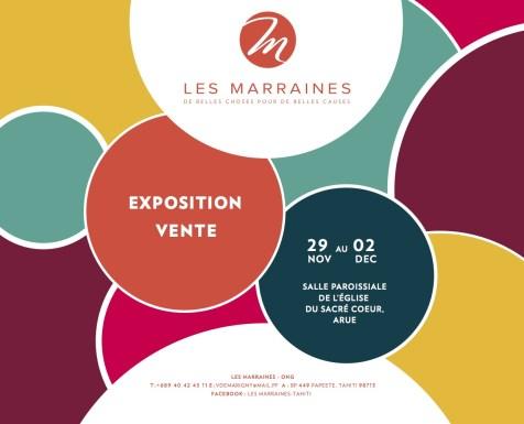 Les Marraines 29nov-02déc 2017