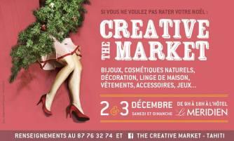 Le Créative Market vous accueille au Méridien