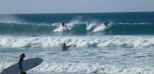 Surfer c'est dur