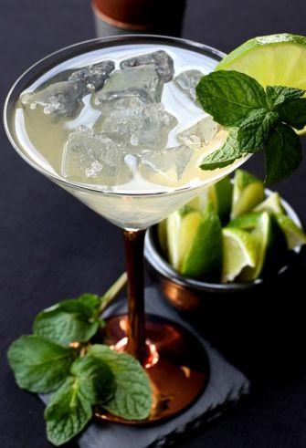 Martini au gingembre