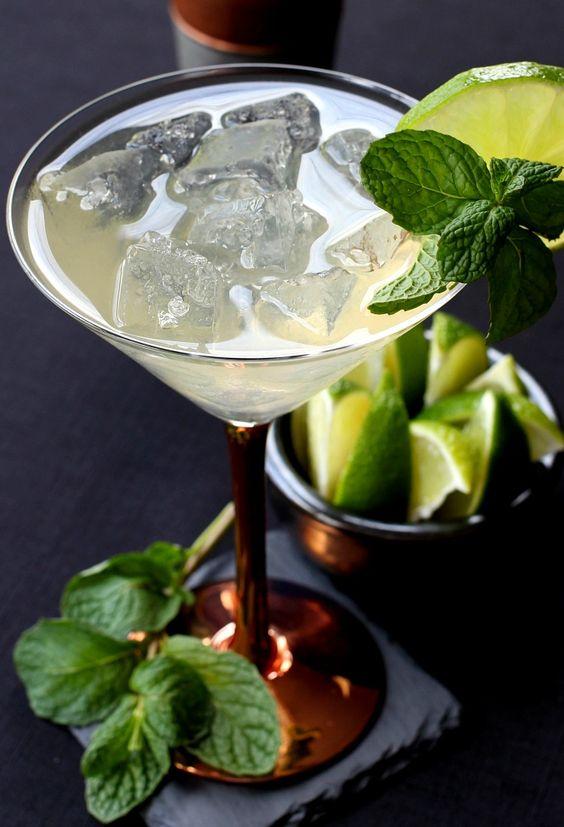 martini gingembre