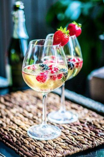 Le cocktail du baiser