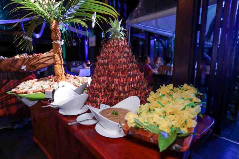 Gastronomy is Magnifique au Sofitel 07
