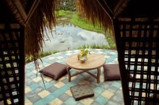 chalet écologique bambou rizières Ubud 06