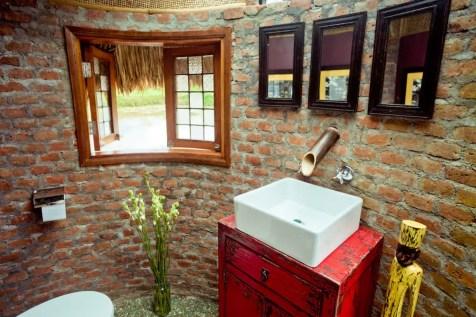 chalet écologique bambou rizières Ubud 08